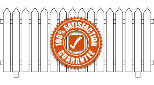 Act Fast Fencing Satisfaction Guarantee for fence building services in Melbourne