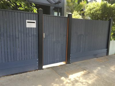 Fence and gate builder. Security gates installed. Act Fast Fencing – quality fences and gates