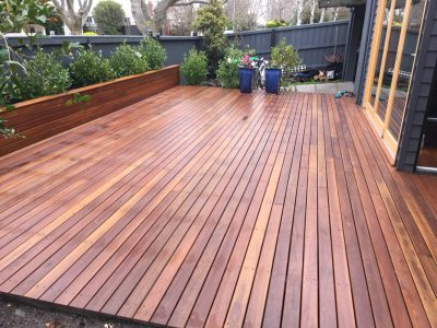 Garden decking builder for Malvern. Quality outdoor timber deck Melbourne.