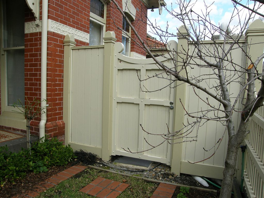 Gate Builder For South Eastern Suburbs Melbourne House