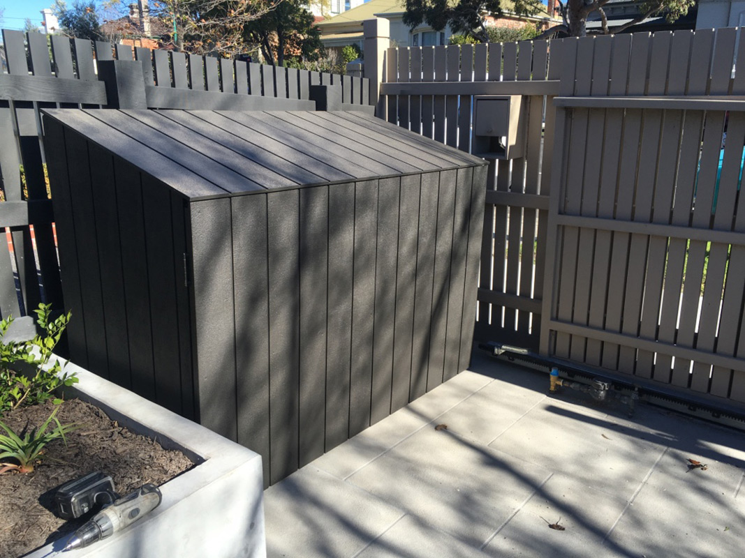 Fence Builder Services Paling Picket Colorbond