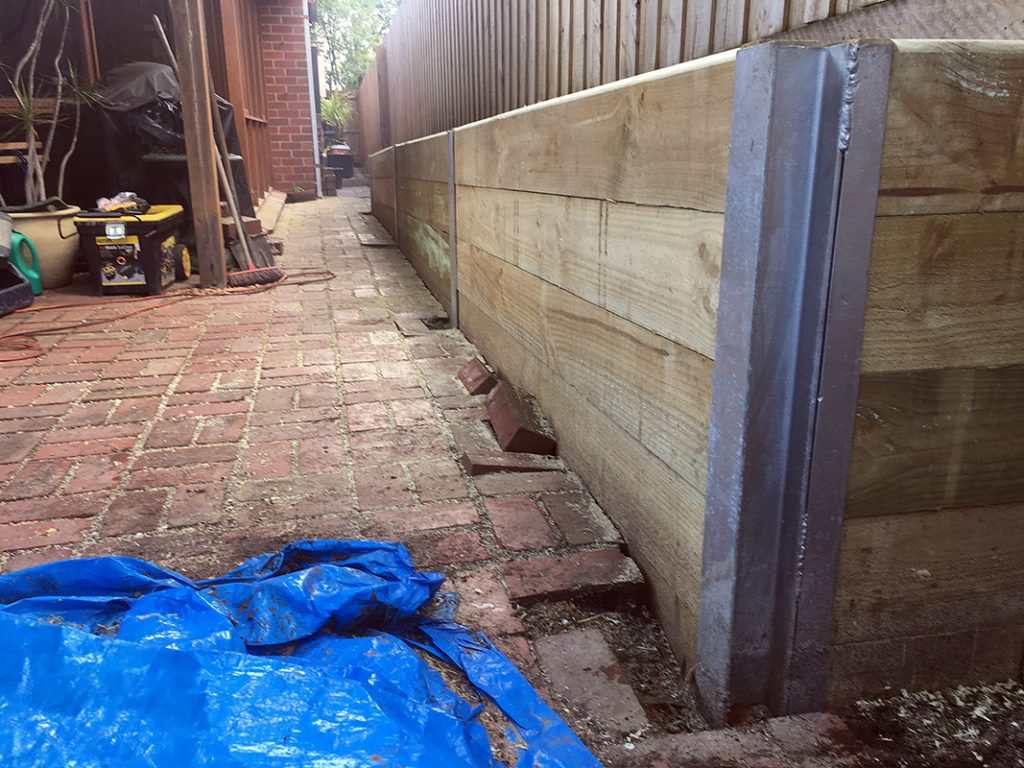 Retaining Wall Builder Elwood Bentleigh House Fence