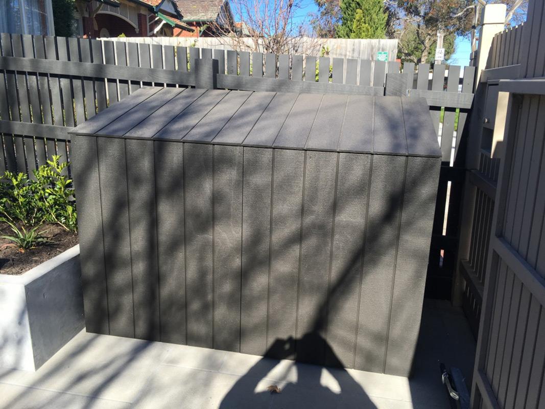 Builder For Waste Bin Corrals Hide Rubbish Amp Wheelie Bins