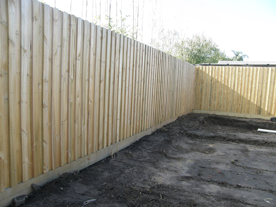Acoustic Fencing Reduce Street Noise Fence Builder For